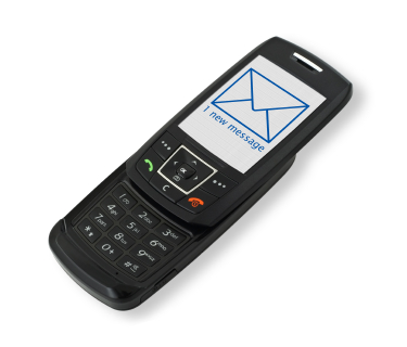 mobile phone with SMS #2